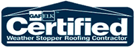 GAF|Elk Certified Weather Stopper Roofing Contractor